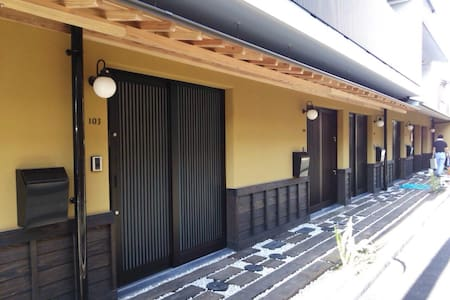 Japanese old style flat / wifi楓