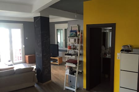 Spacious modern self contained flat