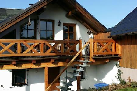 4 Sterne Ferienwohnung am Rennsteig - Oberland am Rennsteig - Huoneisto