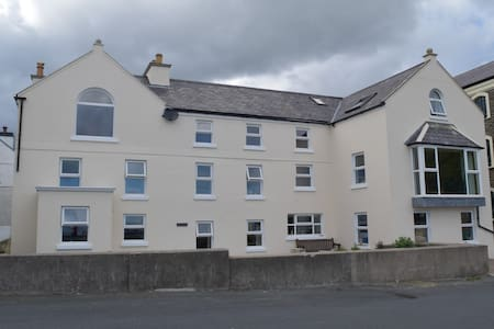 Laxey Beach Luxury Apartment - Laxey - Apartment