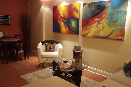 City Living in the Heart of DC - Washington - Apartment