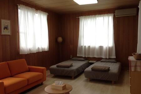 空港から近くて便利!宮古島の中心地にある MY SWEET ROOM☆ - Miyakojima-shi - Haus