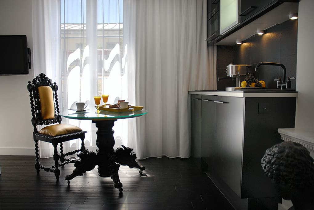 design accommodation. Le Marais. Paris