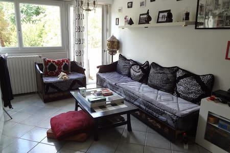 Cosy and nice Flat - 55 m² - Wohnung