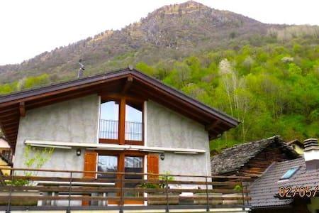 Casa in Valle di Blenio- OLIVONE - Hus