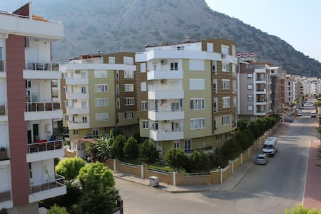 Квартира в самом центре Анталии