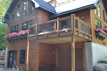 The Woodland Lane Guest Lodge - North Creek - Cabin