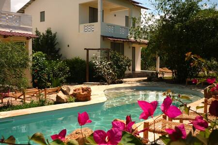 KAMILI VIEW casa HABARI in Zanzibar - Kiwengwa / Kaskasini A - Villa