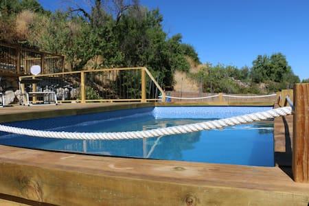 Rustic Watermill - La Chiquita - Apartamento
