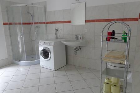 Room near Wachau with new bathroom - Gansbach - House