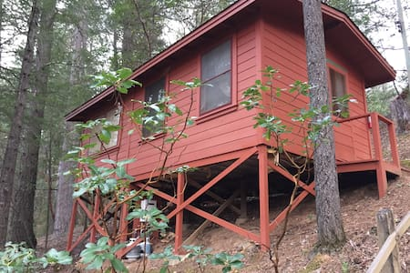 The Sibbald Cabin at Four Springs - Middletown - House