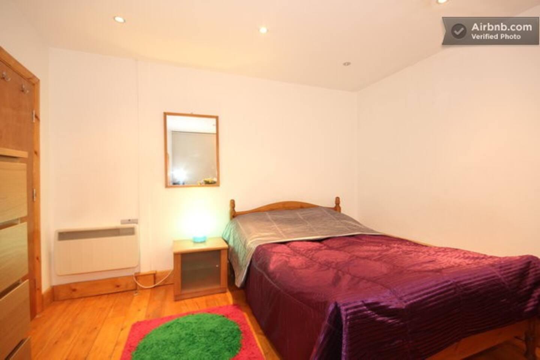 Bloomsbury London Apartment 21/2