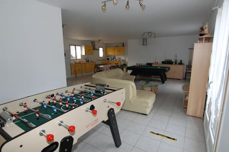 2 chambres meublées - Rumah