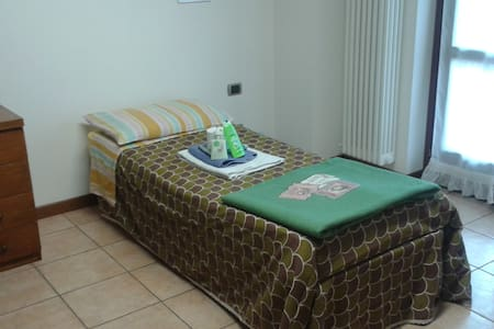 Homestay Franciacorta single room A - Lodetto - Villa