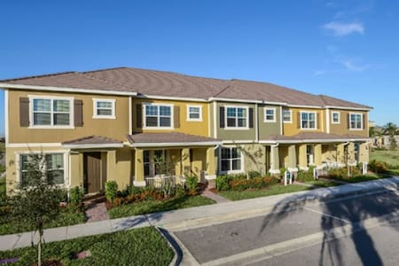 The Townhome by WALT DISNEY WORLD
