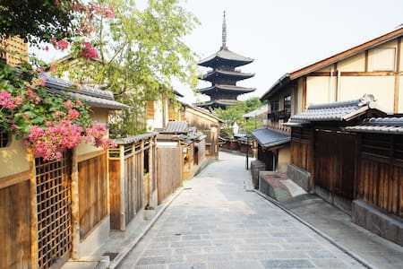 Best location Kiyomizu,Gion #ON2 - Huoneisto