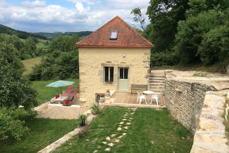 Charming rural cottage for 4 - Flavigny-sur-Ozerain