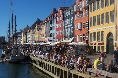 Luxury at Kings Quater/Nyhavn