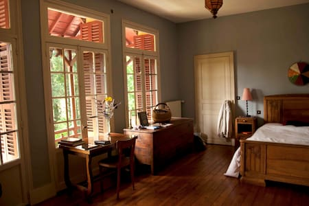 Idyllic Watermill, Chambre Bleue - Bed & Breakfast