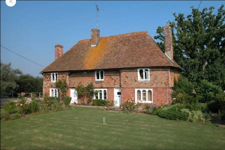 A warm welcome in the heart of Kent - Bed & Breakfast
