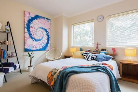 Large & light room in Redfern