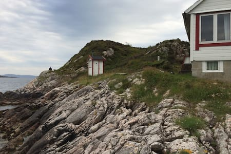 Rare summercabin at Sotra near Bergen - Chalet