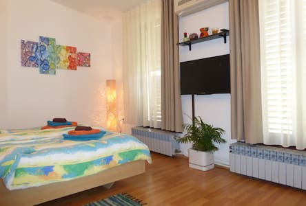 Studio just 200m from the beach - Apartment
