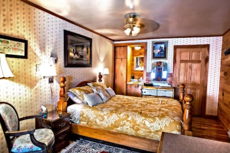 Cottage Room - Bed & Breakfast