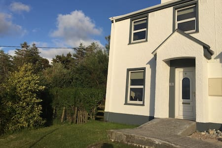 Dungloe Cottage With Sea Views