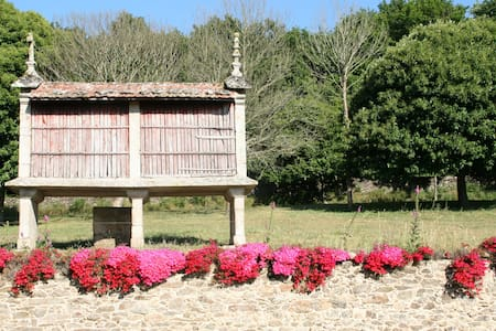 Cabaña en el Camino de Santiago - Cabanya