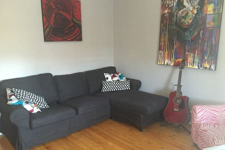 Big appartement for 10 travellers in Lachine area - Apartment