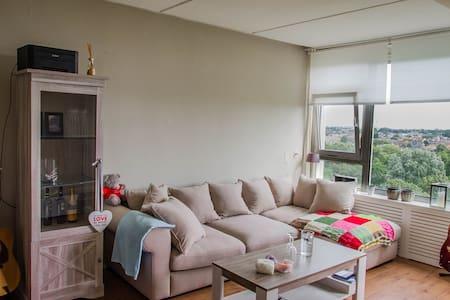 Cozy apartment, close to A'dam - Haarlem - Leilighet