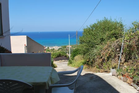 Apartment sea view Castelsardo - Wohnung