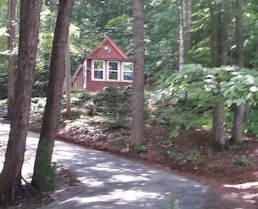 Littlest House in the Big Woods - Casa