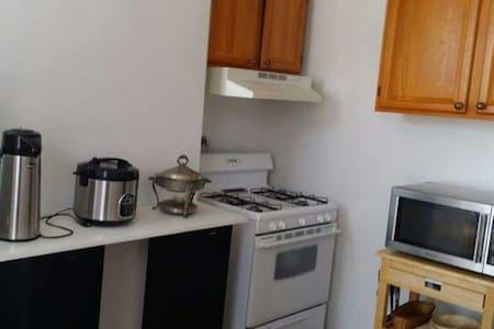 Chambre 2 pièces pour 5 personnes - 公寓