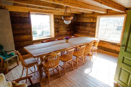 Farmhouse, near Bergen Sleeps 13! - House