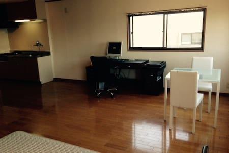 Big 1 room in Tatebayashi Gunma! - Tatebayashi-shi - Wohnung