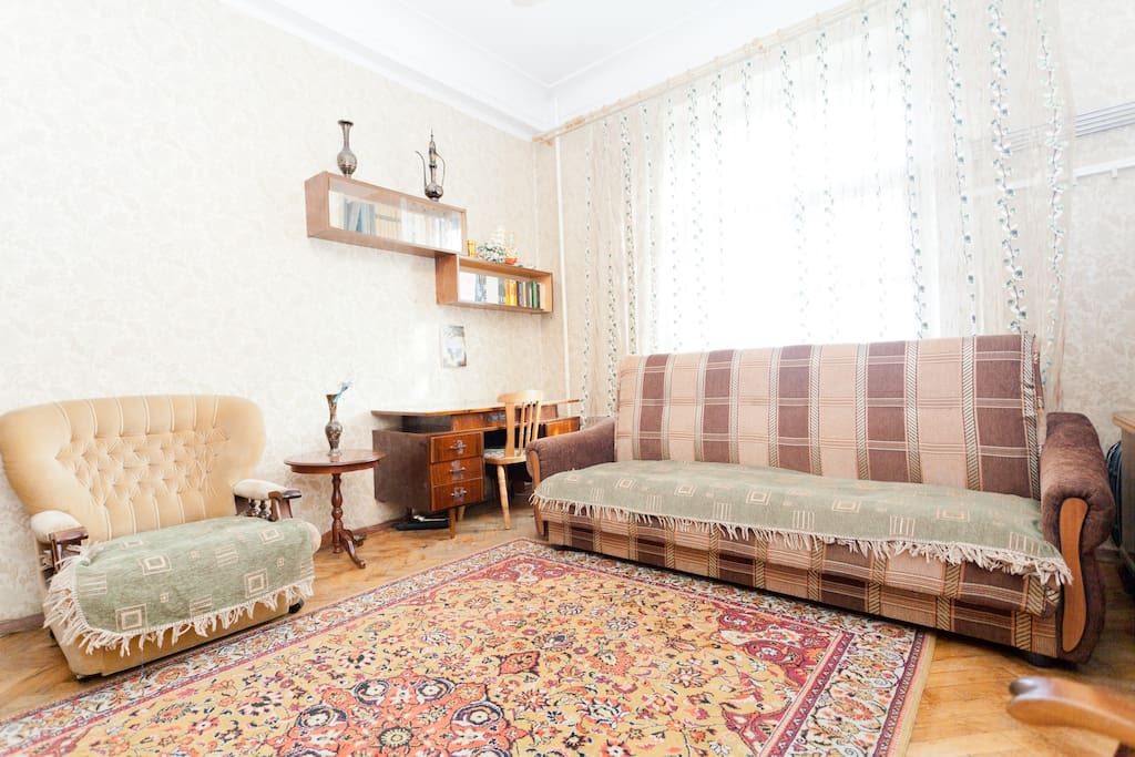 Hand over apartment  center Moscow