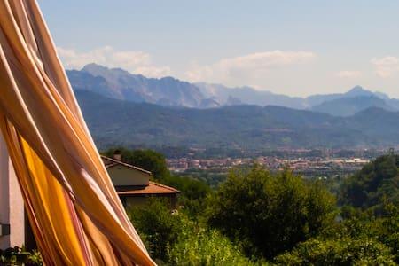 Casa del monte tra vigne e ulivi - Arcola
