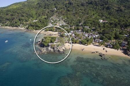 Le Maki Lodge - Nosy Komba - Bungalow