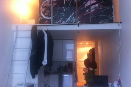 In the middle of Oslo city! - Oslo - Bed & Breakfast