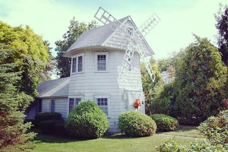 Cape Cod Unique WINDMILL COTTAGE - Yarmouth - 獨棟