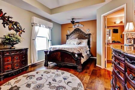 CASA Capucine's honeymoon suite - Maison