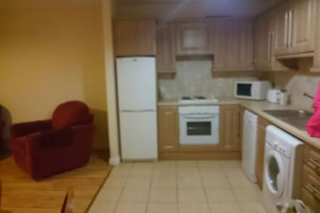1 Bedroom-double bed- to rent