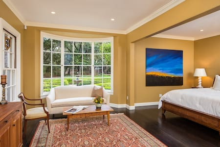 Huge Suite in Palo Alto Estate
