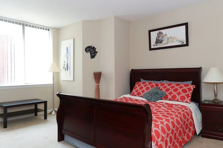 Center of DC - 4 Beds in 2 BR