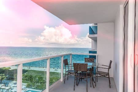 2 Bedroom / 3 Beds Oceanfront Condo