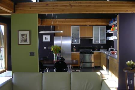 Luxury Apt/Downtown West Seattle - Lakás