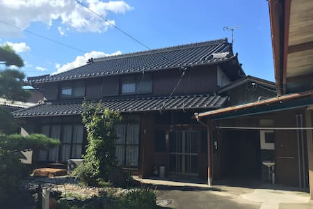 Nice Country House in Gifu 岐阜県の民家