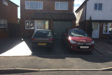 2 single rooms and 1 twin to rent - Nether Stowey - Huis